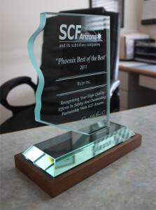 SCF Award