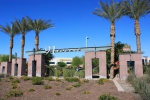 91 Glendale-sign