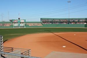 Big League Dreams - field