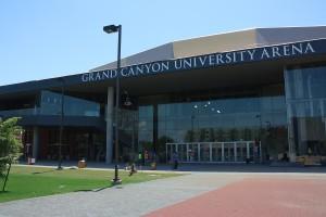 GCU-entrance