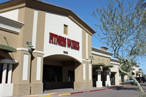 Higley Marketplace - Fitness Works