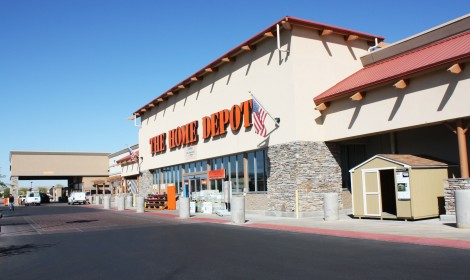 Home Depot Laveen - front
