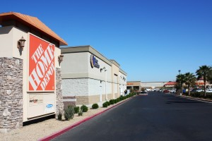Home Depot Laveen - sign
