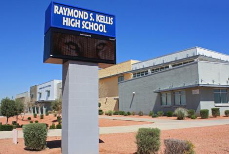 Raymond S. Kellis High School