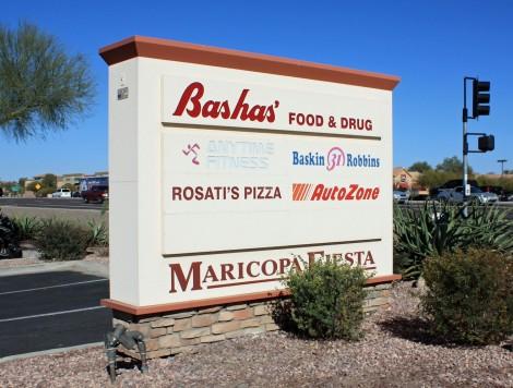 Maricopa Fiesta - sign1