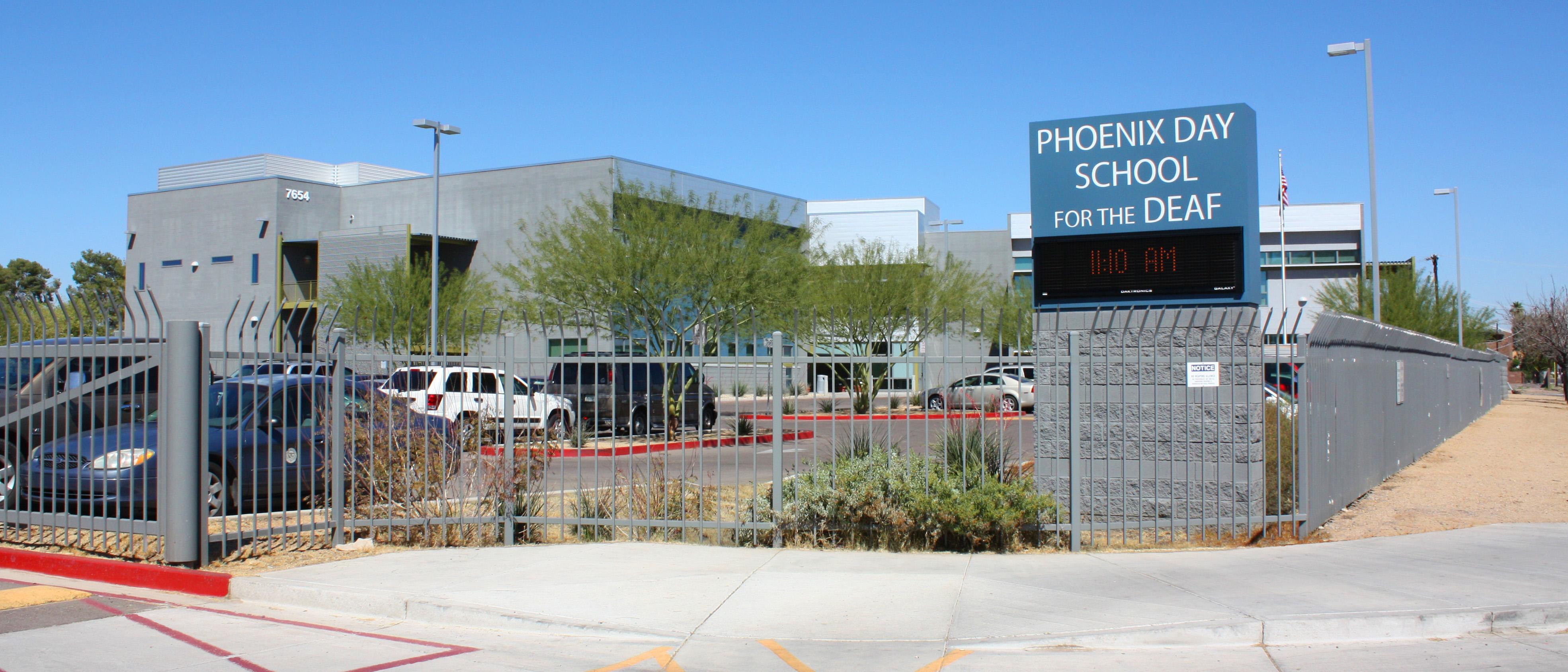 Phoenix Day School For The Deaf Ricor Inc