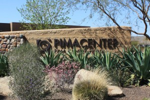 Pima Center-sign