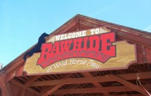 Rawhide sign