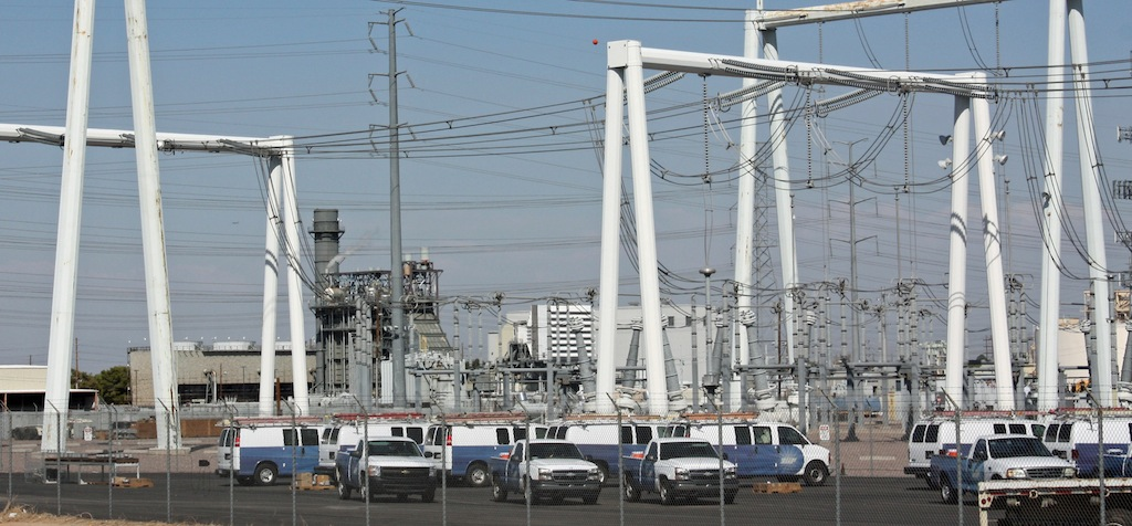 Srp Substations Ricor Inc
