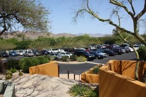 Sanctuary - parking lot