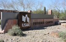 USAA-sign