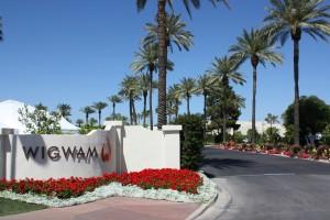 Wigwam - entrance