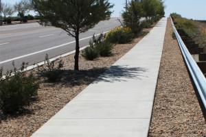 Site Concrete, Curb & Gutter